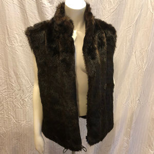 Giacca Weatherproof Faux Fur Reversible Vest XL